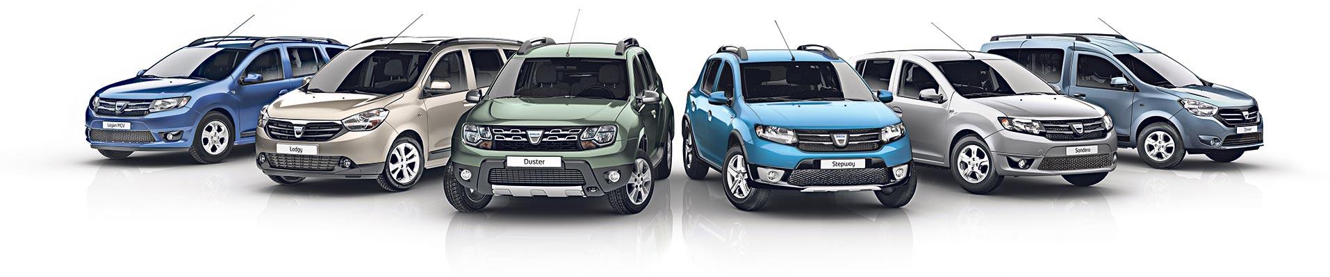 Günstige Gebrauchte von Dacia bei P&A-Preckel