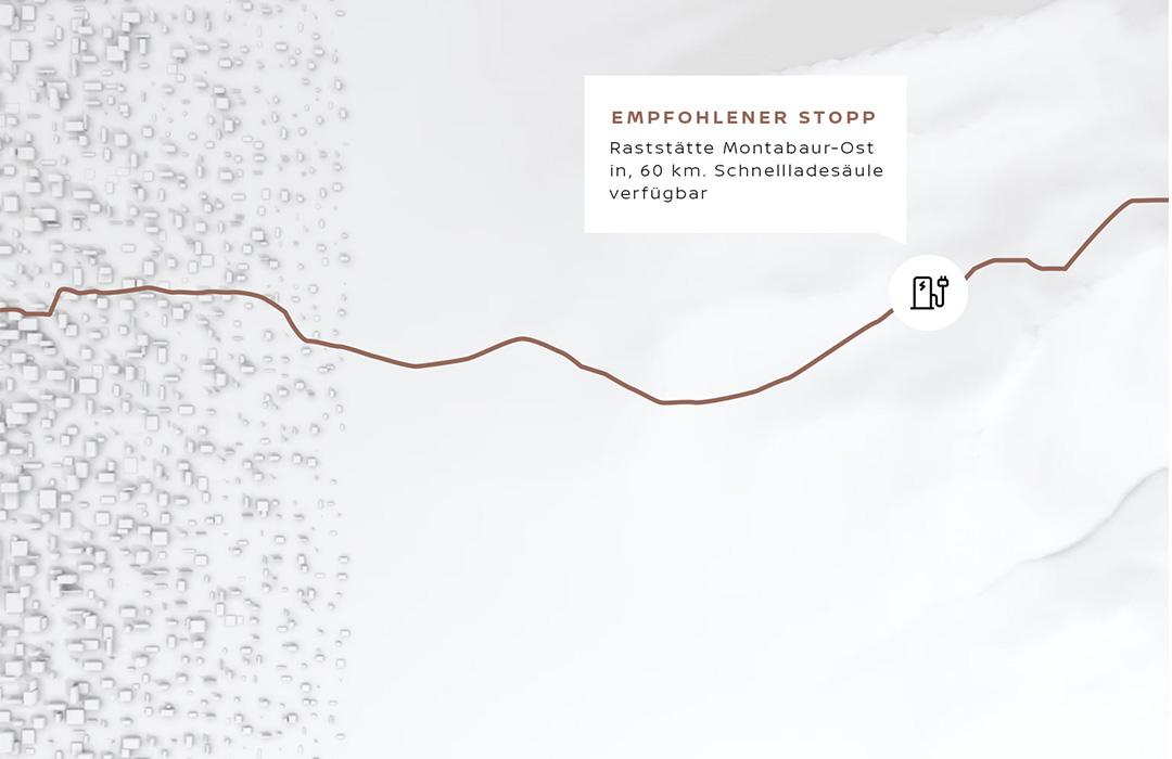 Nissan-Ariya-Intelligenter-Routenplaner