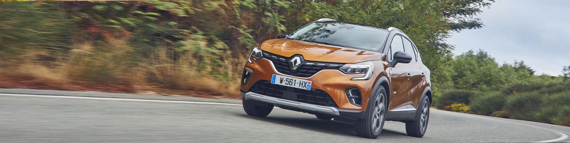 Renault Captur Autozentren P&A -Preckel