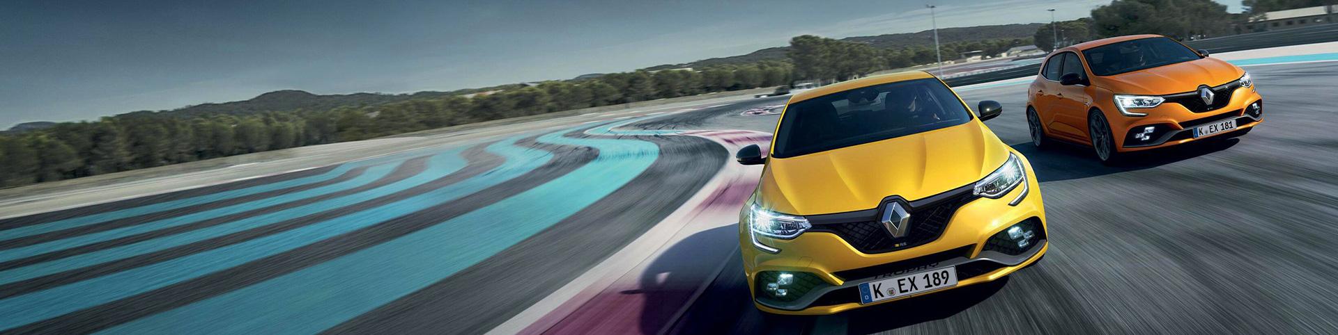 Renault Megane R.S. Autozentren P&A - Preckel