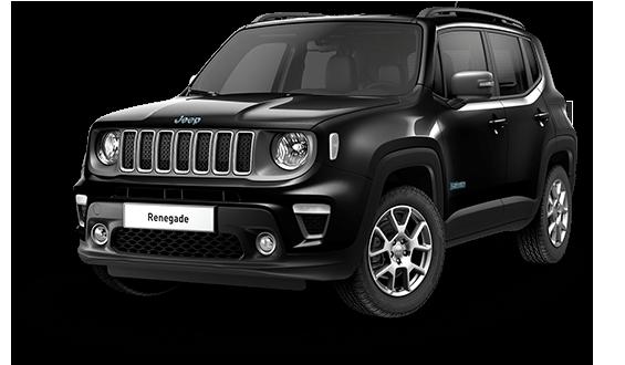 Renegade 4xe Plug-In Hybrid CARBON BLACK METALLIC
