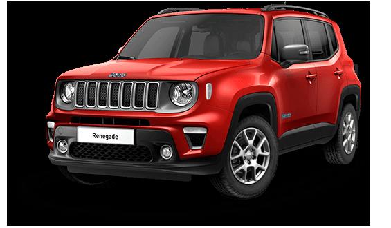Renegade 4xe Plug-In Hybrid COLORADO RED