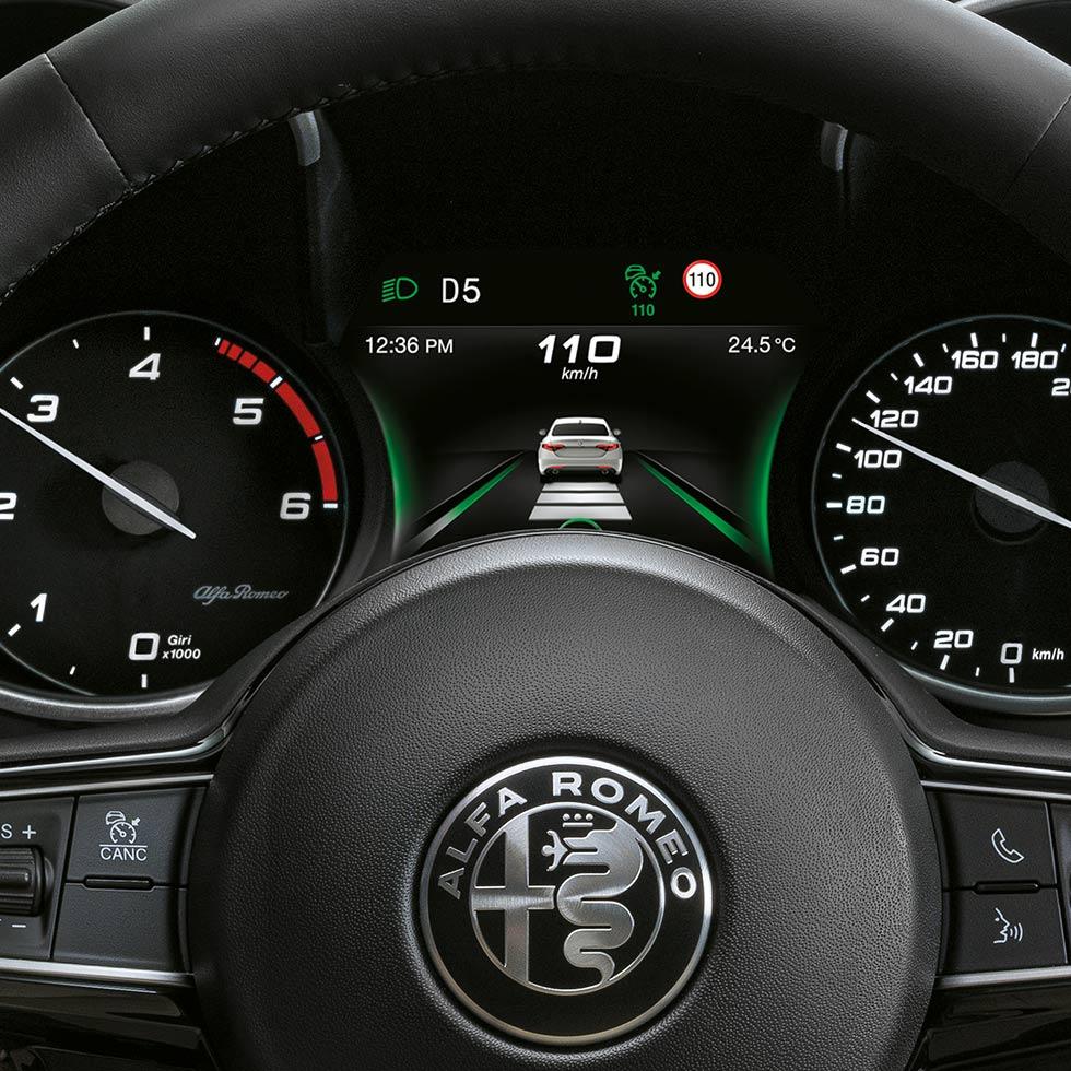 Alfa Romeo Giulia Autozentren P&A - Preckel
