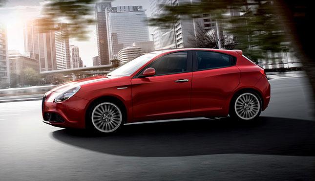 Alfa Romeo Giulietta Autozentren P&A