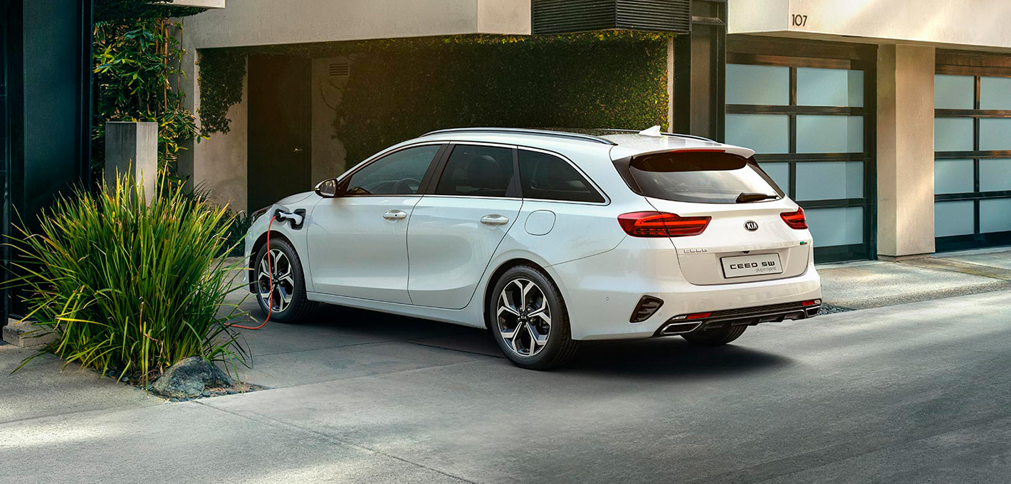 Kia Ceed Sportswagon Hybrid Autozentren P&A-Preckel