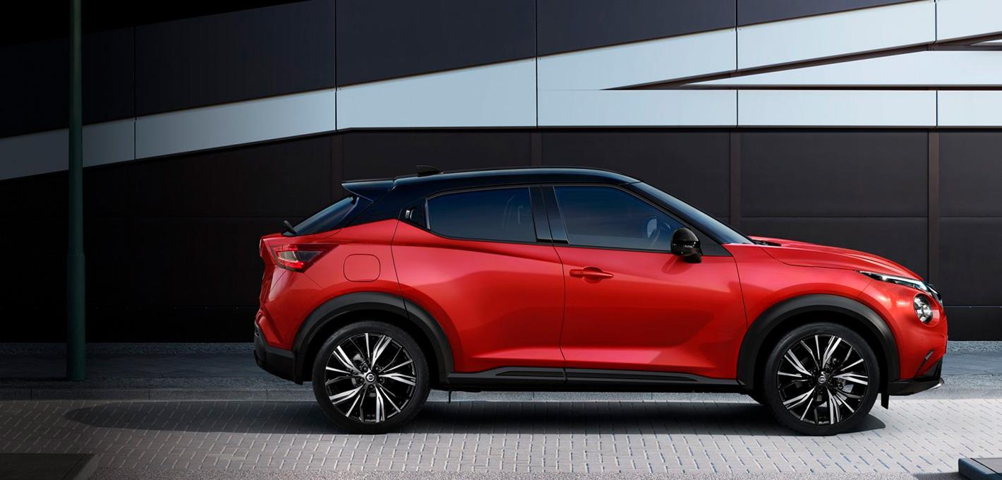 Nissan Juke Autozentren P&A-Preckel