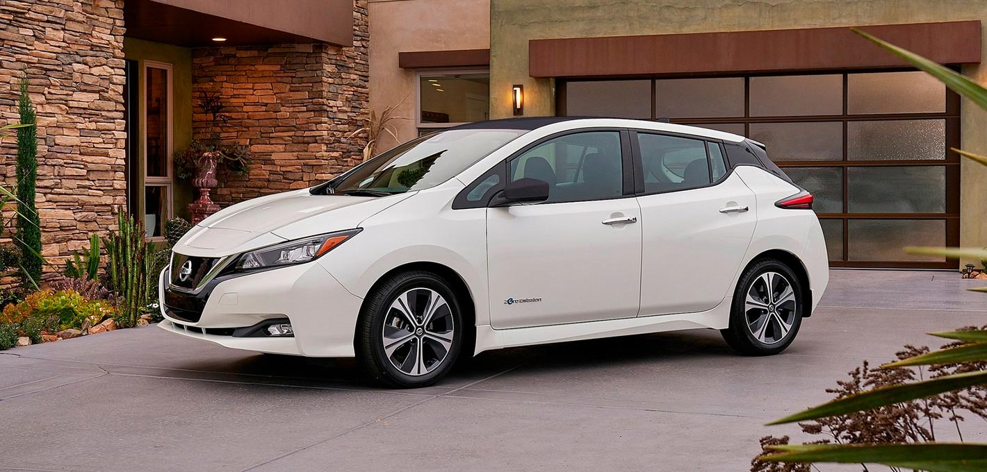 Nissan Leaf Autozentren P&A-Preckel