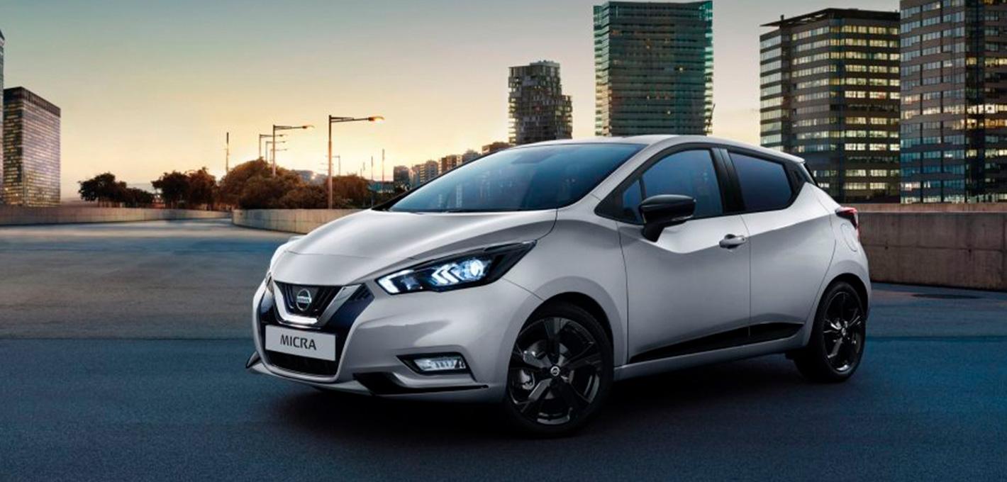 Nissan Micra Autozentren P&A-Preckel