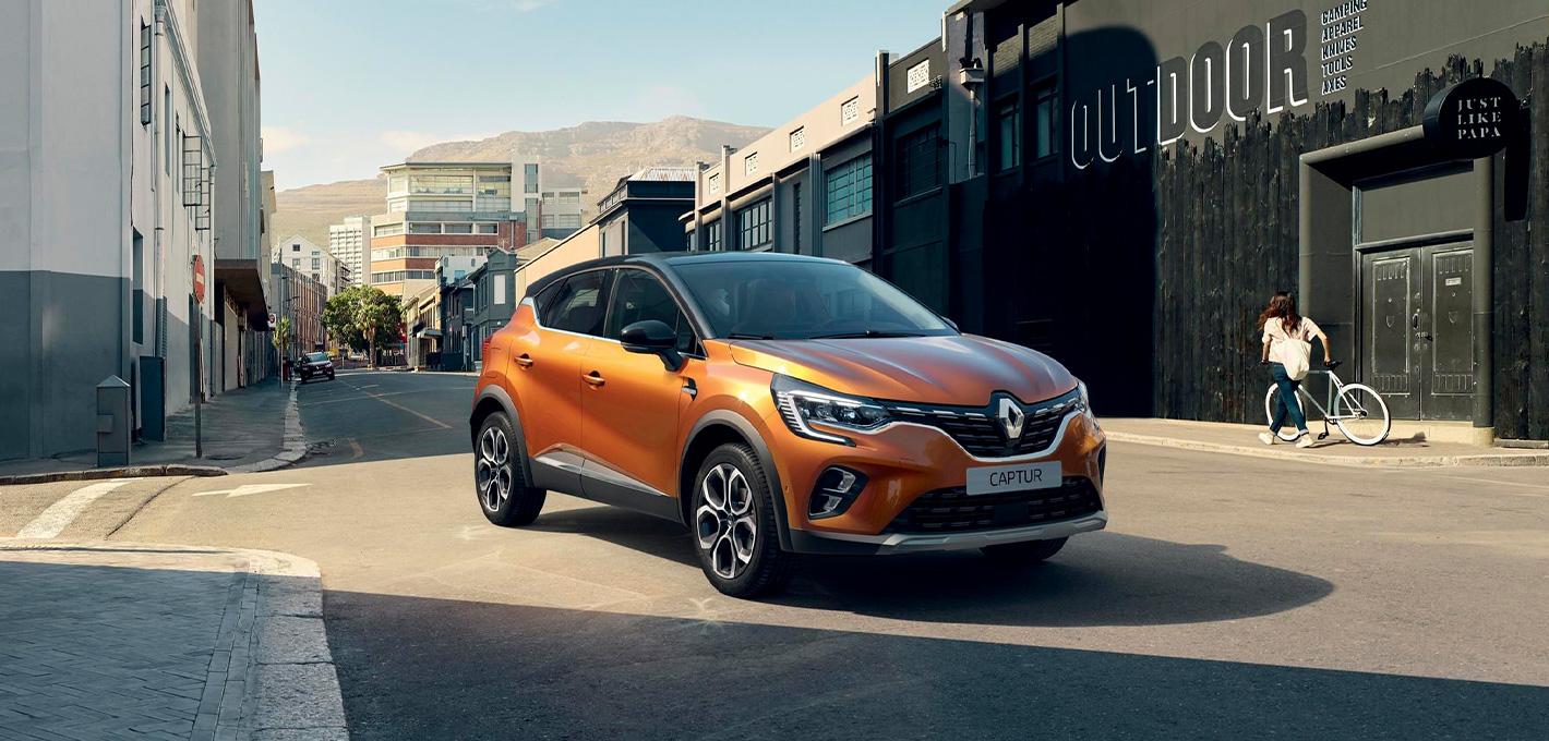 Renault Captur Autozentren P&A-Preckel