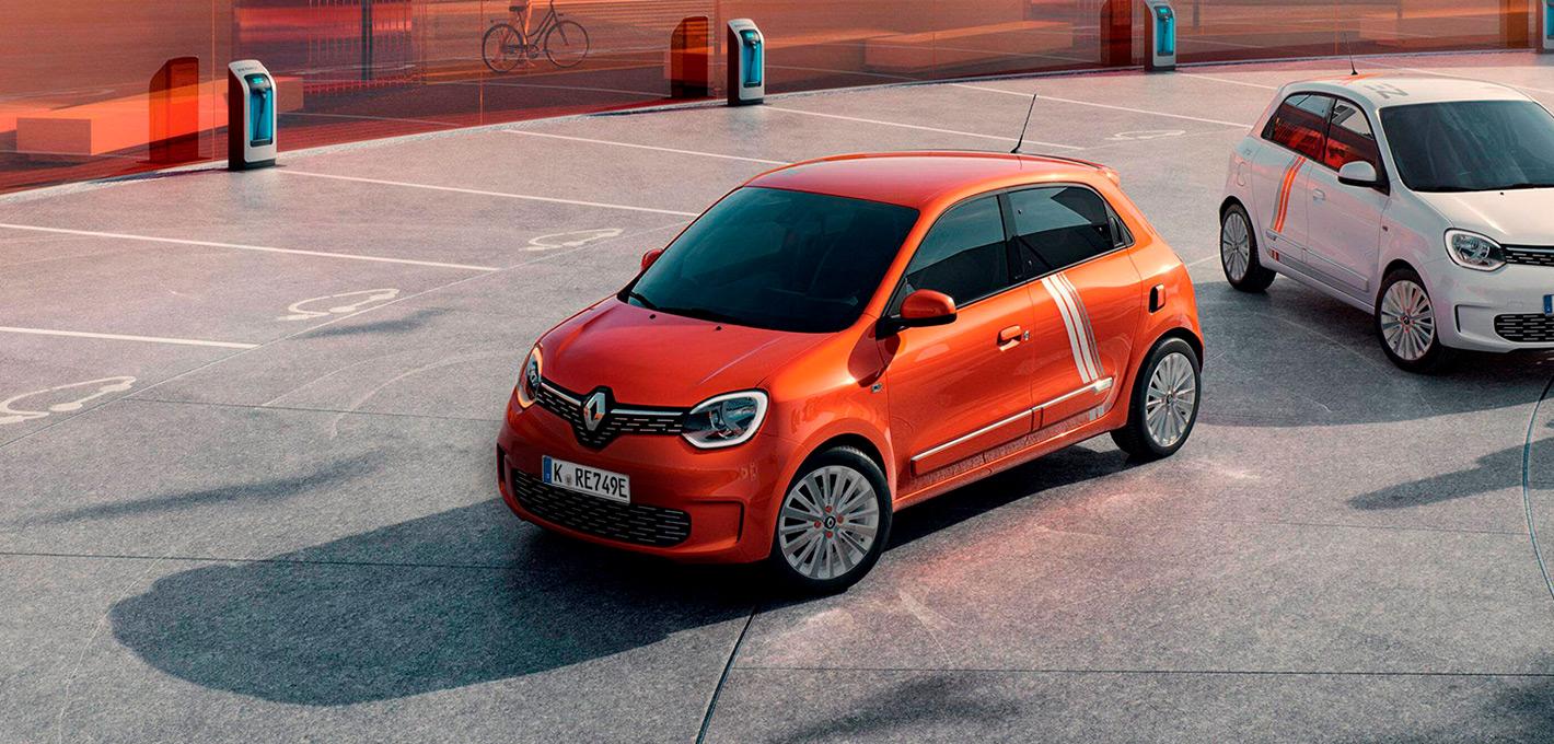 Renault Twingo Electric Autozentren P&A-Preckel