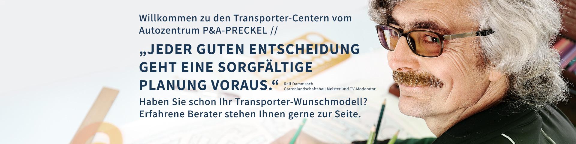 Transporter, Aufbauten und Ausbauten von Autozentrum P&A