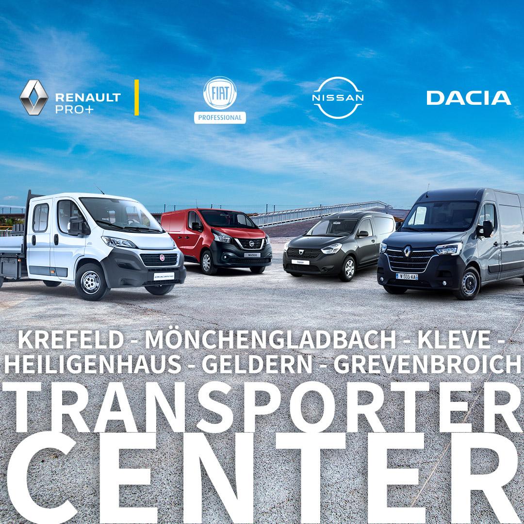 Autozentrum P&A / Preckel Ihr Transporter-Center in Krefeld, Mönchengladbach, Kleve, Heiligenhaus, Geldern, Grevenbroich