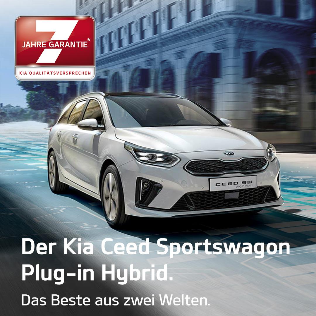 Kia Ceed SW Plug-In Hybrid  Autozentrum P&A-Preckel