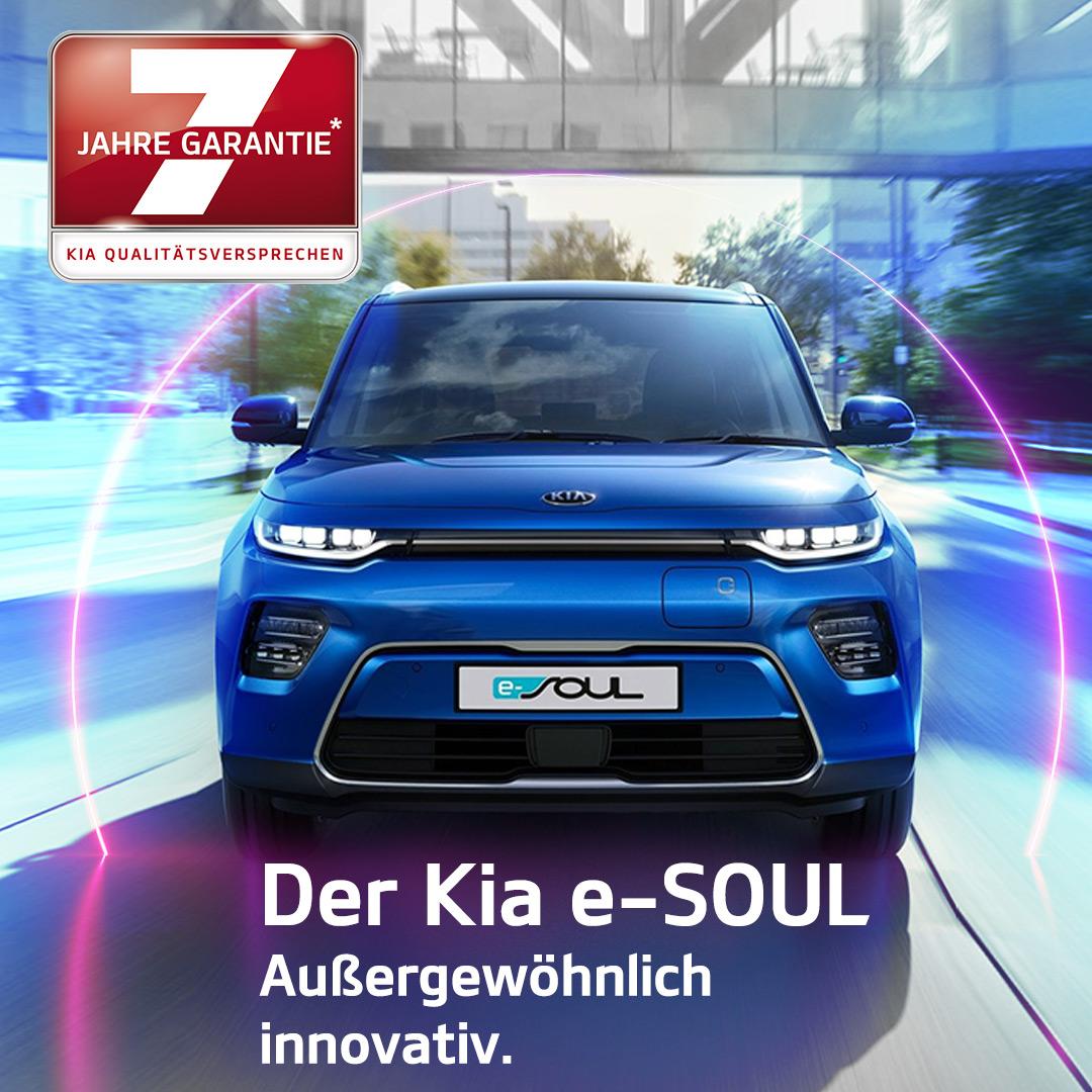 Kia e-Soul Autozentrum P&A-Preckel