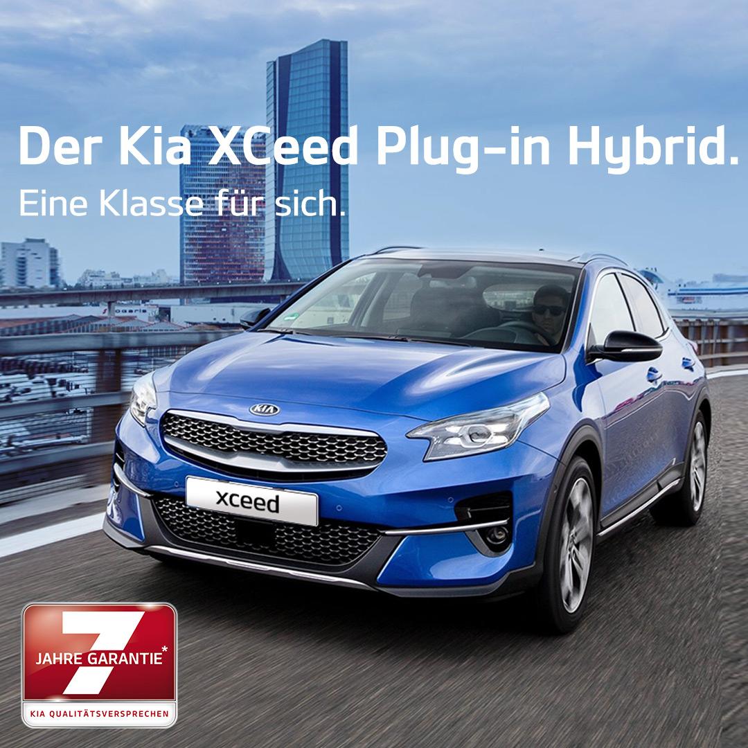Kia XCeed Plug-In Hybrid  Autozentrum P&A-Preckel