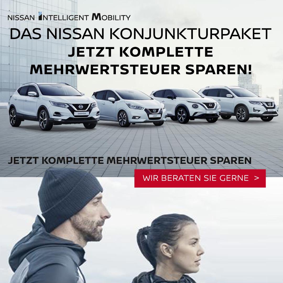 Autozentren P&A Nissan Konjunkturpaket