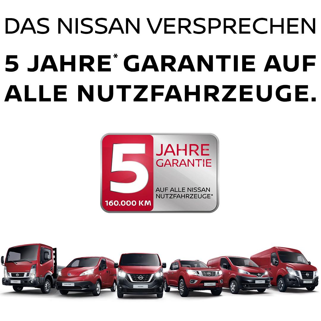 Das Nissan Versprechen.