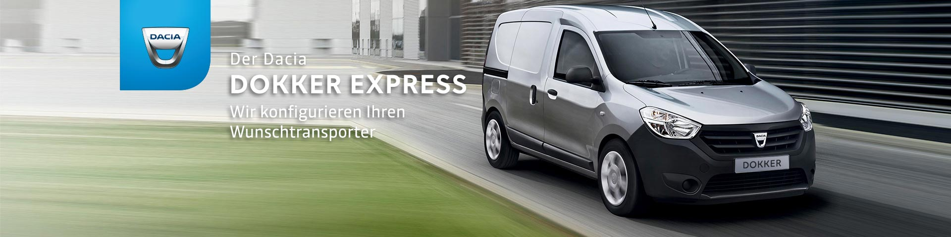 Der Dacia DOKKER Express