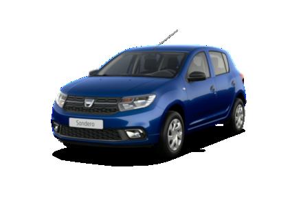 Dacia Sandero Deal Autozentren P&A-Preckel