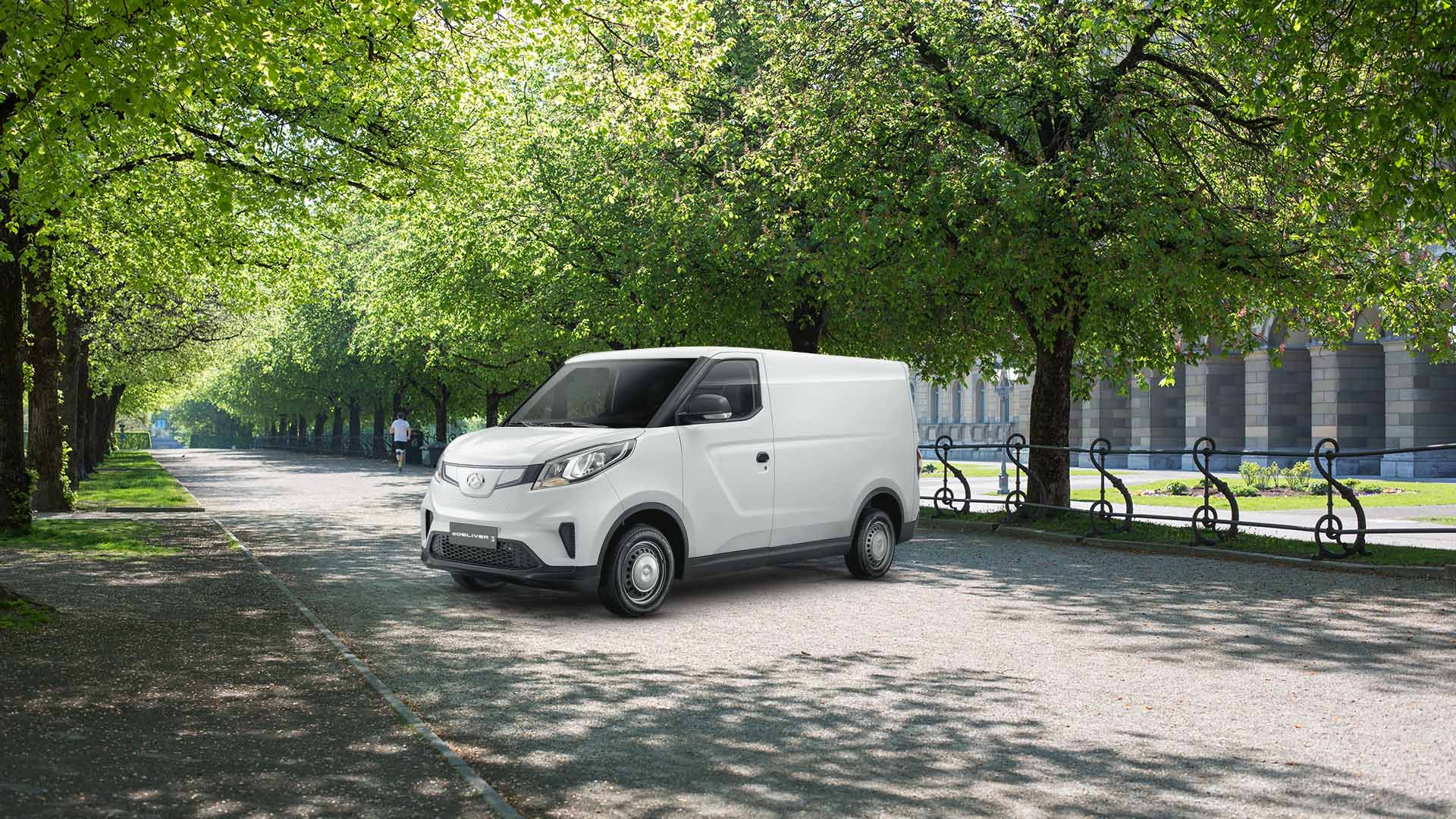 Maxus eDeliver 3 100% elektrisch von Preckel Automobile