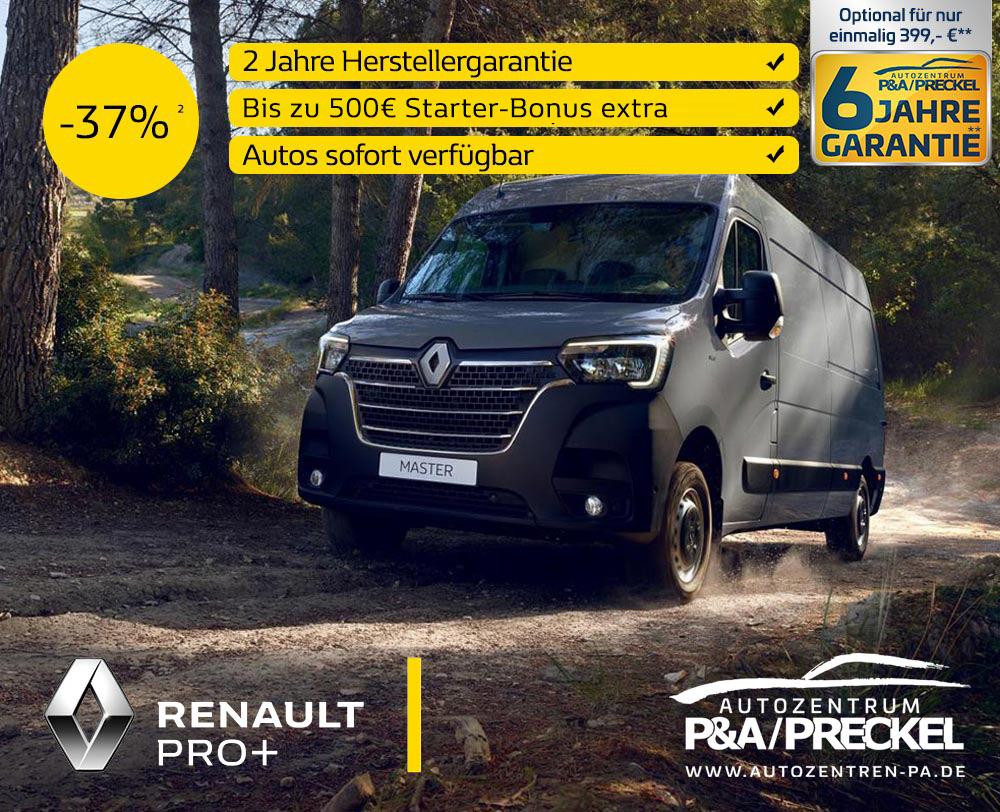 Renault Master L2H2 Angebot