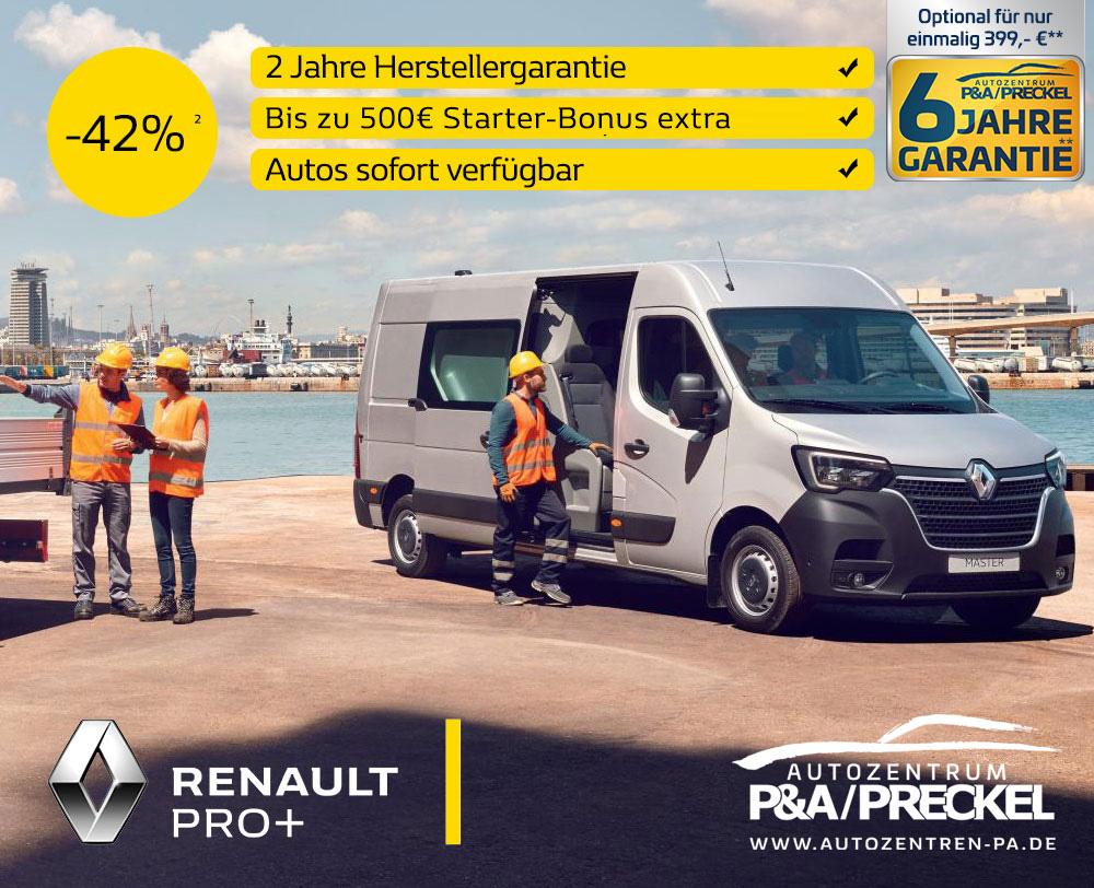Renault Master L3H2 kaufen