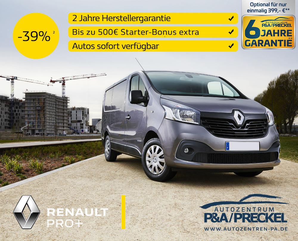 Renault Trafic kaufen