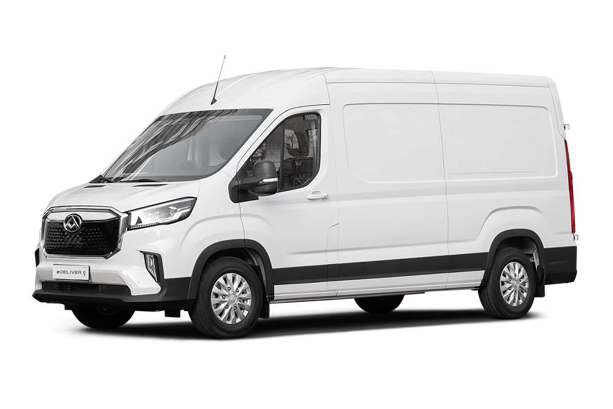 Maxus eDeliver 9 - 100% elektrisch - ideal für Ballungsgebiete - günstig bei Preckel Automobile