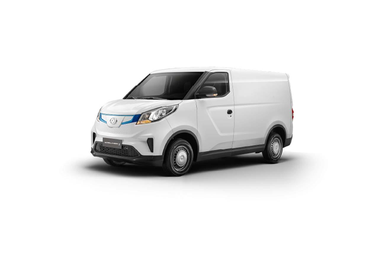 Maxus eDeliver 3 - 100% elektrisch - ideal für Ballungsgebiete - günstig bei Preckel Automobile