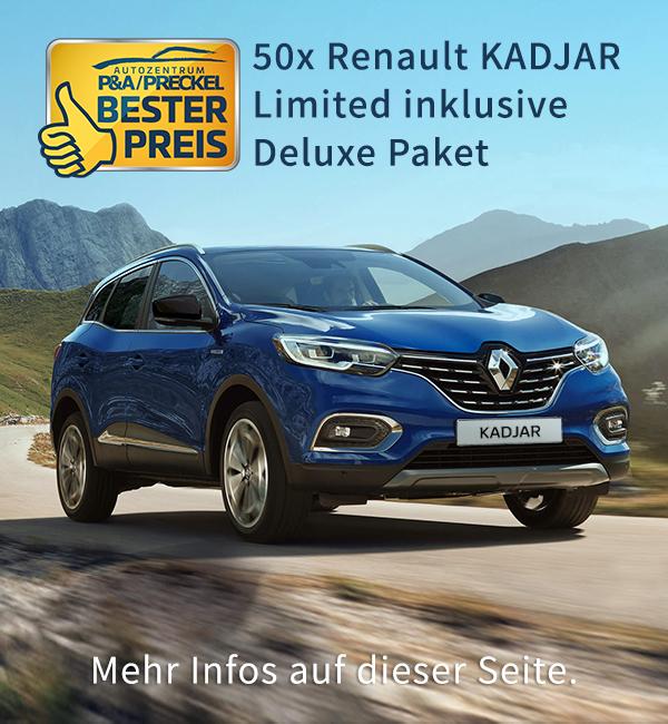 Renault Kadjar Gewerbekundenangebot