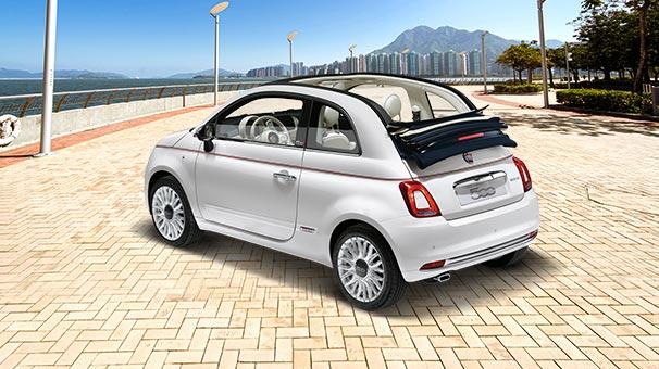 Fiat 500 Dolcevita Autozentren P&A - Preckel