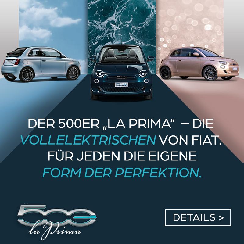 Fiat 500 Electric Serie bei Autozentrum P&A Preckel