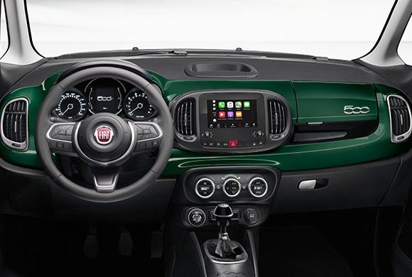 Fiat 500L Cross Autozentren P&A - Preckel