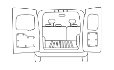 Fiat Doblo Cargo Autozentren P&A-Preckel