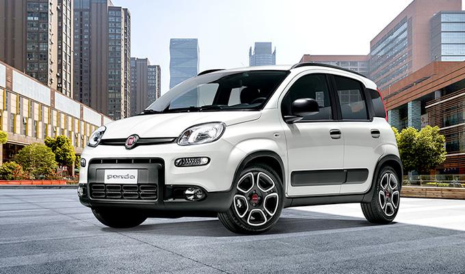Fiat Panda Autozentren P&A - Preckel