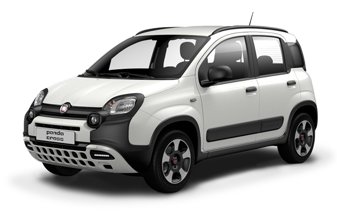 Fiat Panda City Cross Autozentren P&A - Preckel