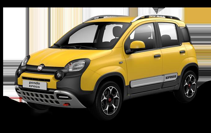 Fiat Panda Cross Autozentren P&A - Preckel