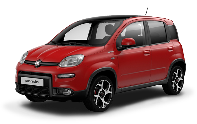 Fiat Panda Sport Autozentren P&A - Preckel