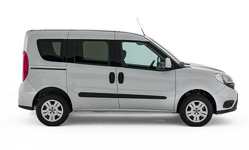 Fiat Doblo Cargo Kombi Autozentren P&A-Preckel