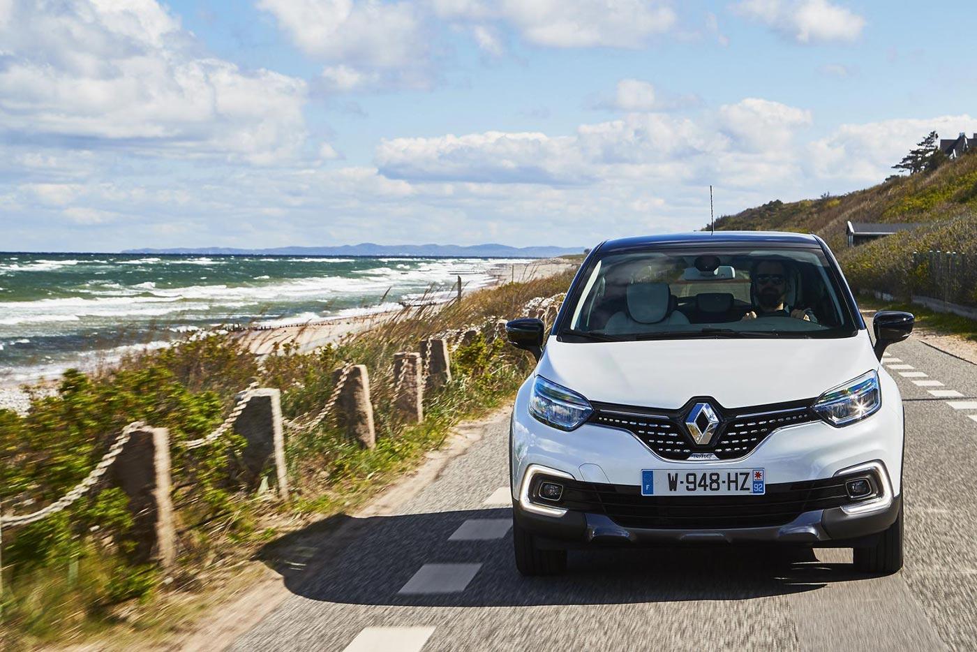 Der moderne Renault Captur
