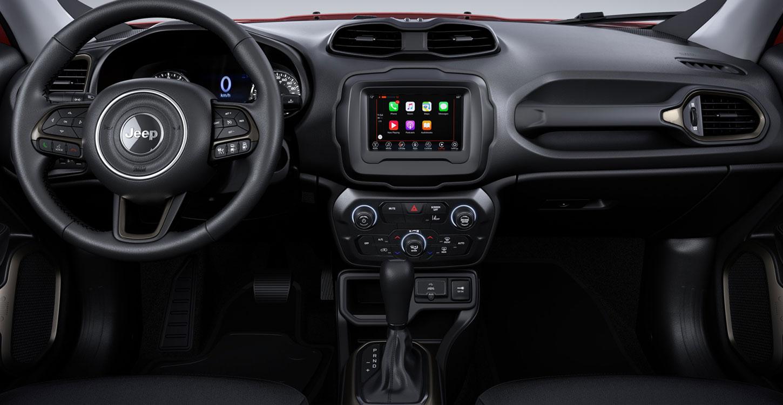 Jeep Renegade Autozentren P&A-Preckel
