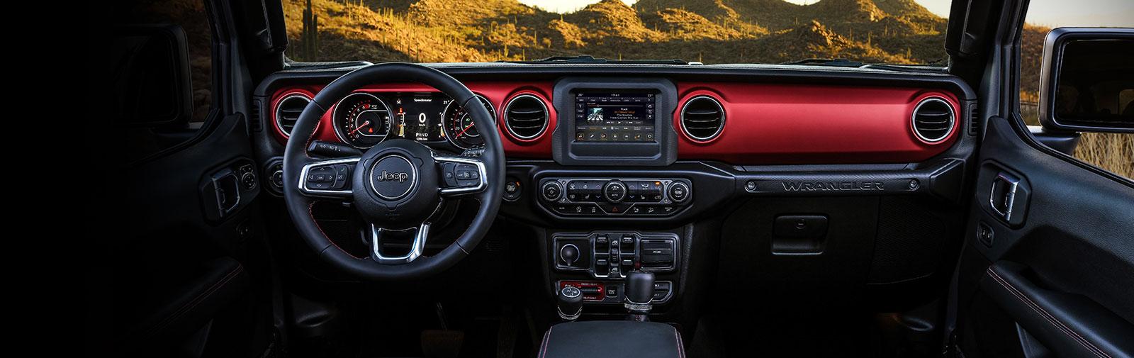 Jeep Wrangler Autozentren P&A-Preckel