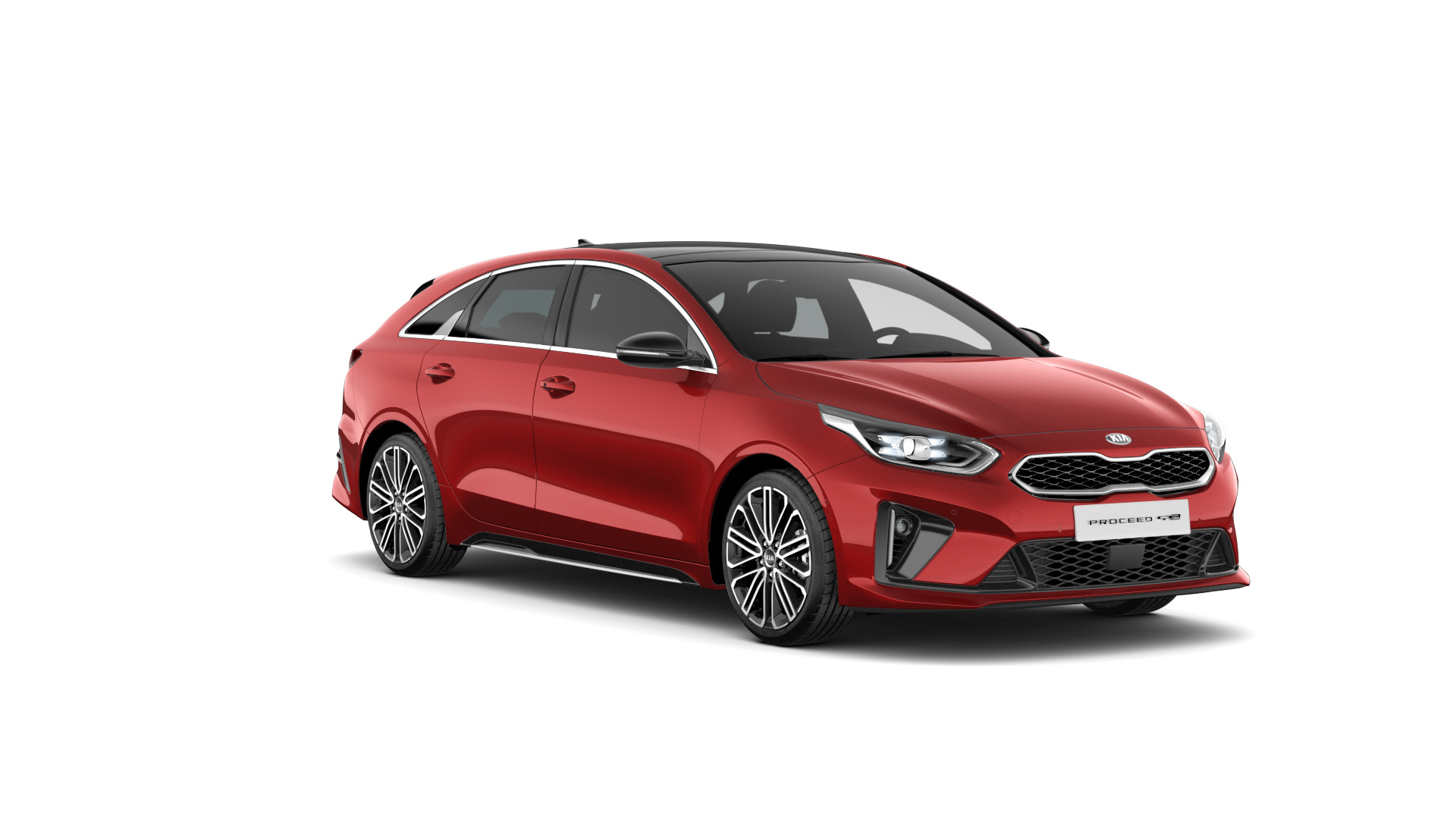 Kia ProCeed Autozentrum P&A- Preckel