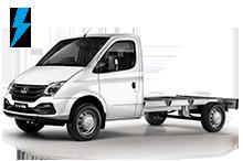 Maxus EV80 Fahrgestell – Elektrische Nutzfahrzeug günstig bei Preckel Automobile