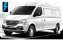 Maxus EV80 Kastenwagen - das eletronische Nutzfahrzeug günstig bei Preckel Automobile