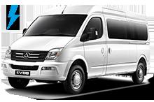 Maxus EV80 Minibus – Elektrische Nutzfahrzeug günstig bei Preckel Automobile