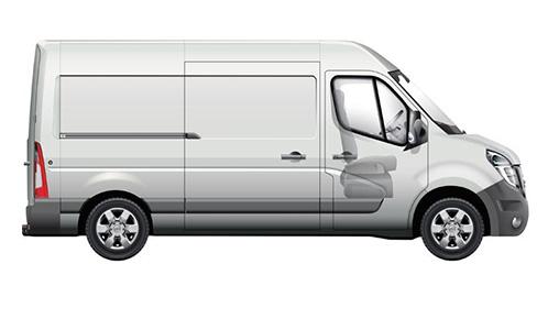 Nissan NV400 Kastenwagen Autozentren P&A-Preckel