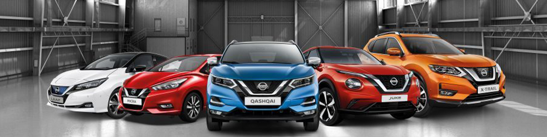 Nissan Range Autozentren P&A-Preckel