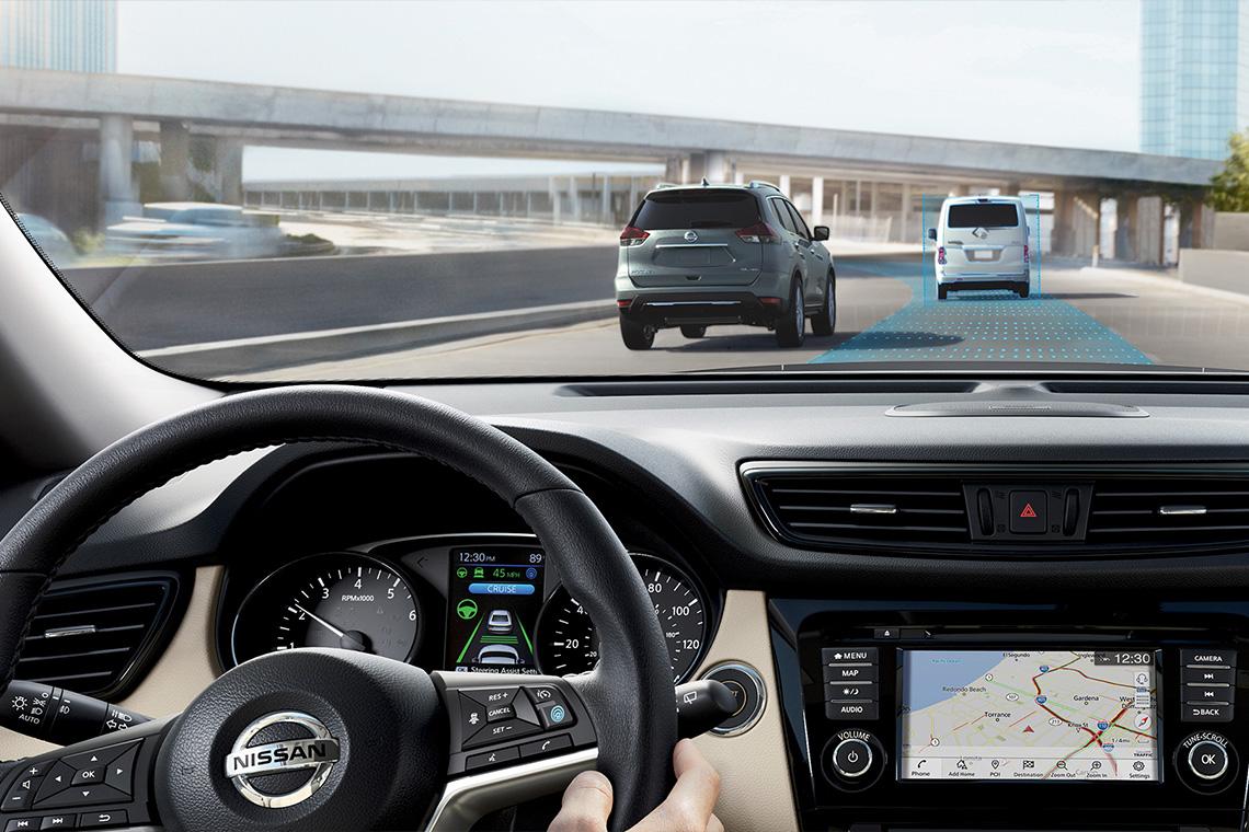 Nissan X-Trail Autozentren P&A-Preckel