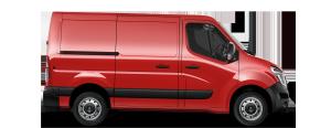 Nissan NV400 Autozentren P&A